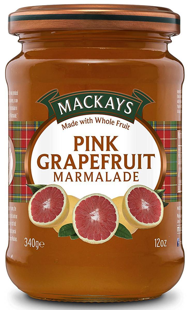 Mackays Десерт фруктовый из розового грейпфрута, 340 г