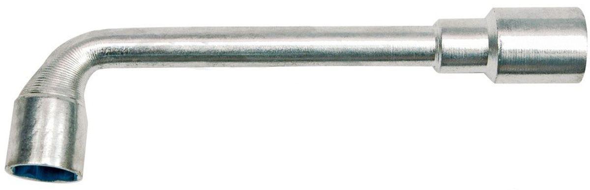 Ключ торцевой Vorel, L-типа, 24 мм54780Ключ торцевой L-образныйиспользуется в быту, гараже, автосервисах и при проведении слесарных работ, когда необходимо работать с труднодоступным резьбовым соединением, где другой инструмент невозможно использовать. Он отлично подходит для крепежа, расположенного в углублениях и для работы в ограниченном пространстве.