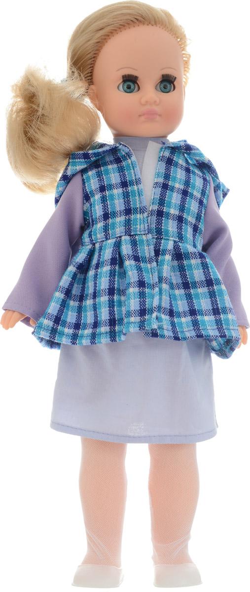 Весна Кукла озвученная Марта цвет одежды синий голубой весна кукла озвученная оля цвет одежды белый розовый голубой