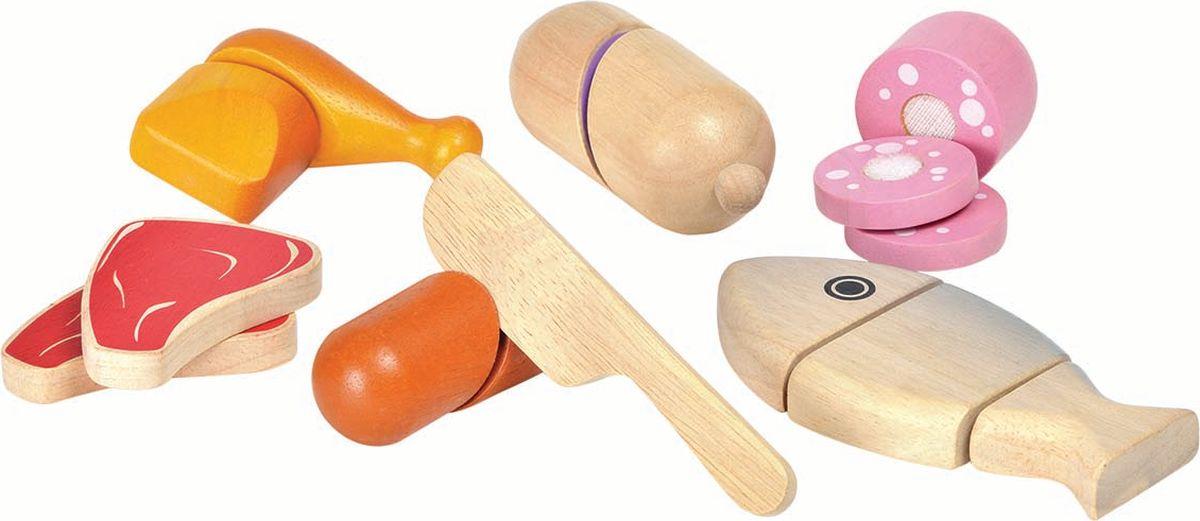 Plan Toys Игрушечный набор Мясо конструкторы plan toys игра кактус