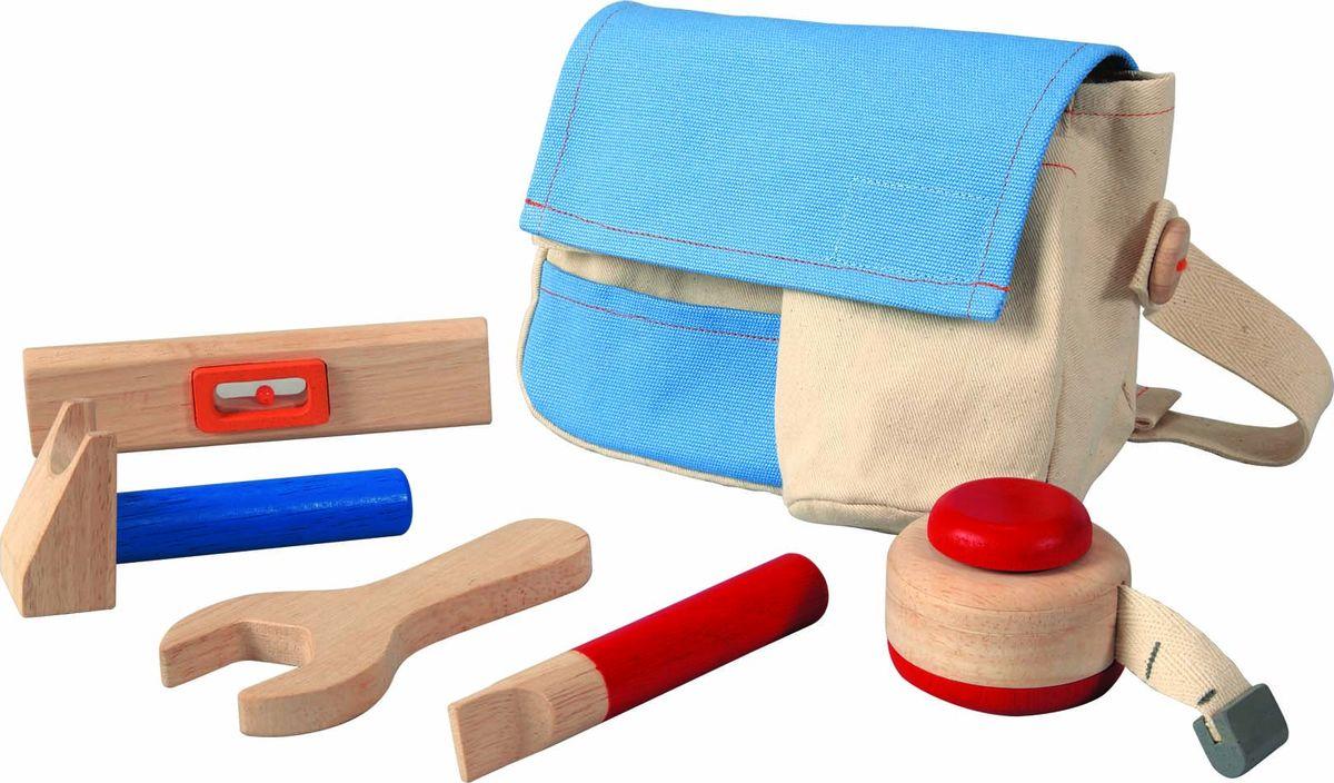 Plan Toys Игрушечный набор Инструменты - Сюжетно-ролевые игрушки