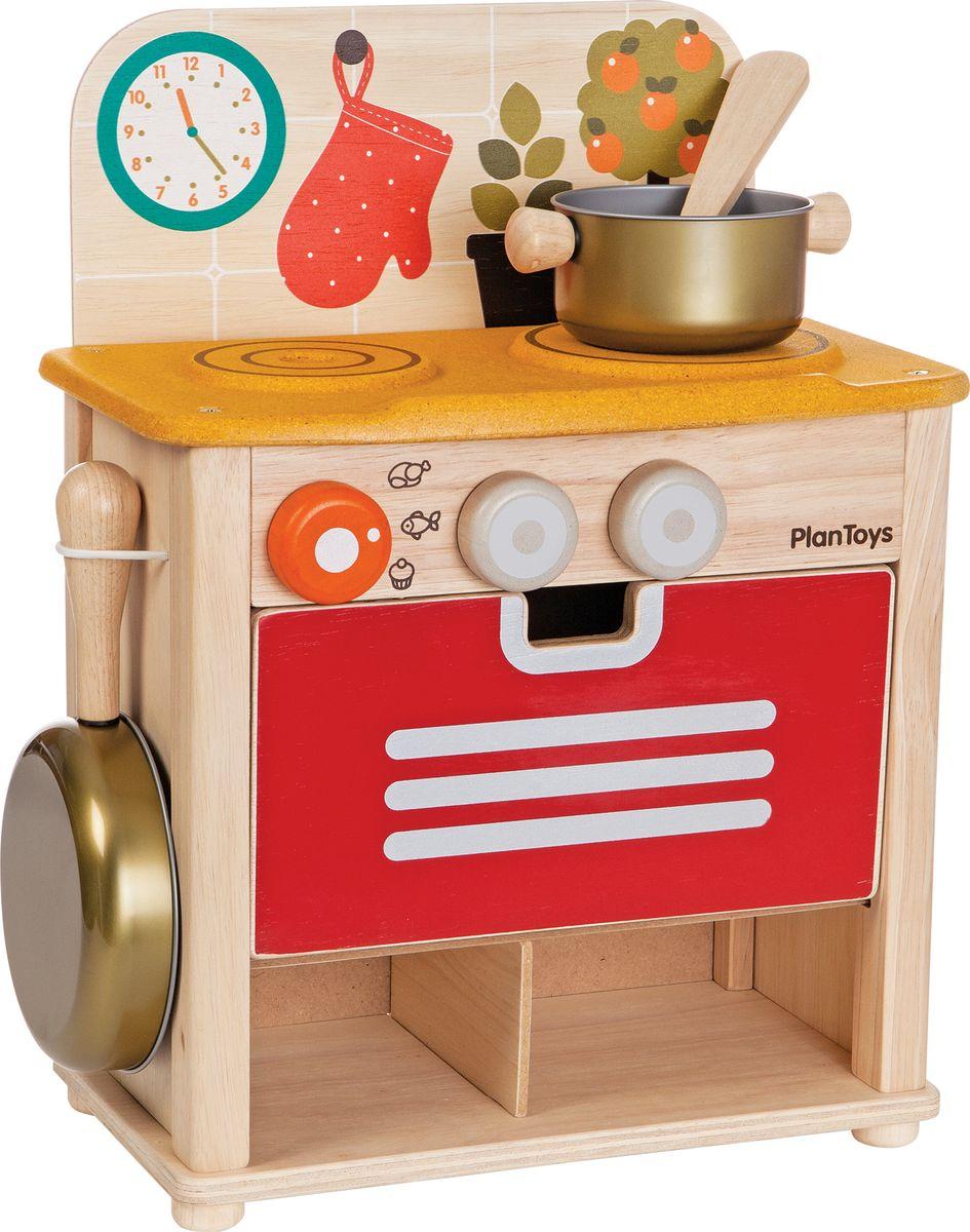 Plan Toys Игровой набор Кухня - Сюжетно-ролевые игрушки