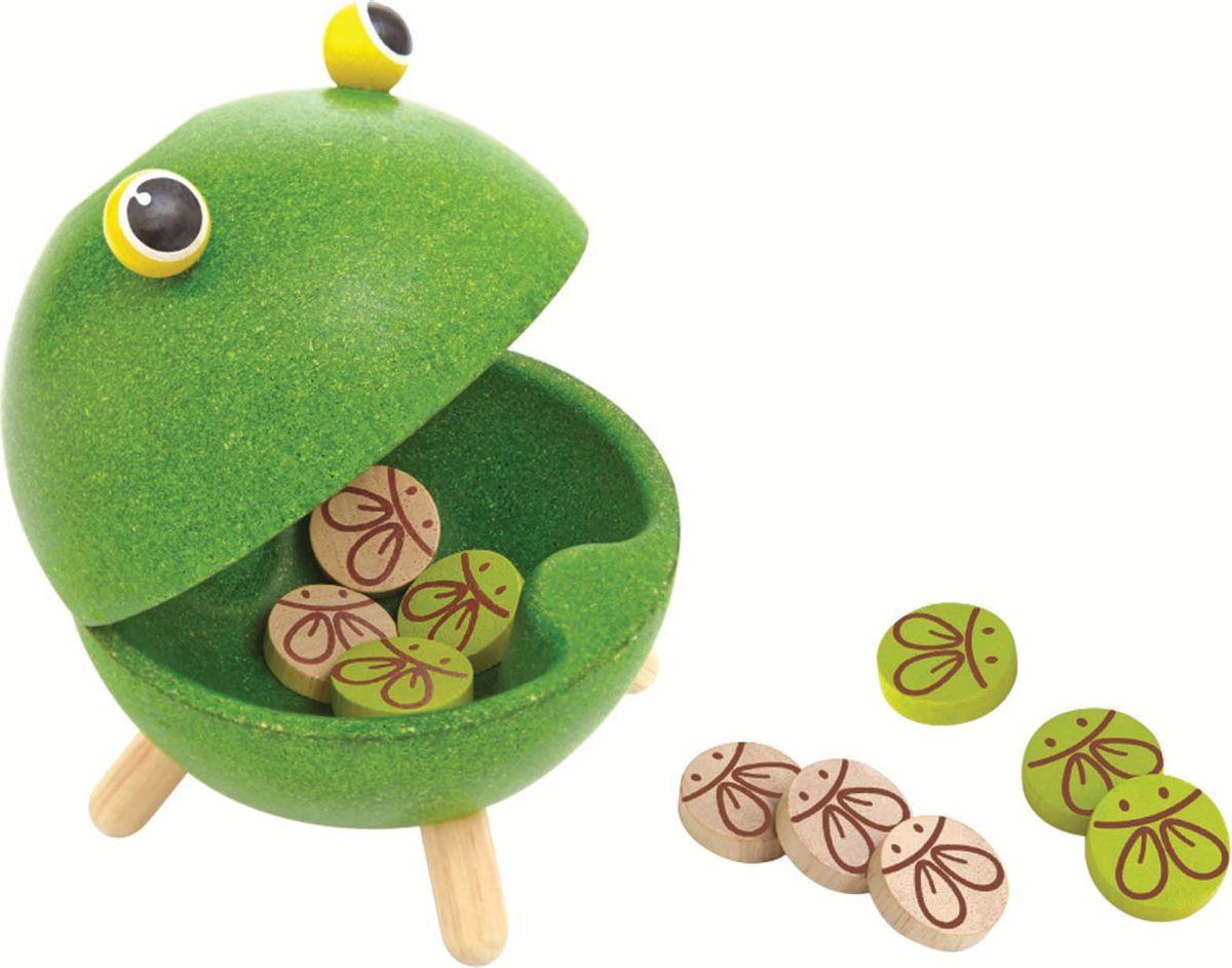Plan Toys Развивающая игра Лягушка конструкторы plan toys игра кактус