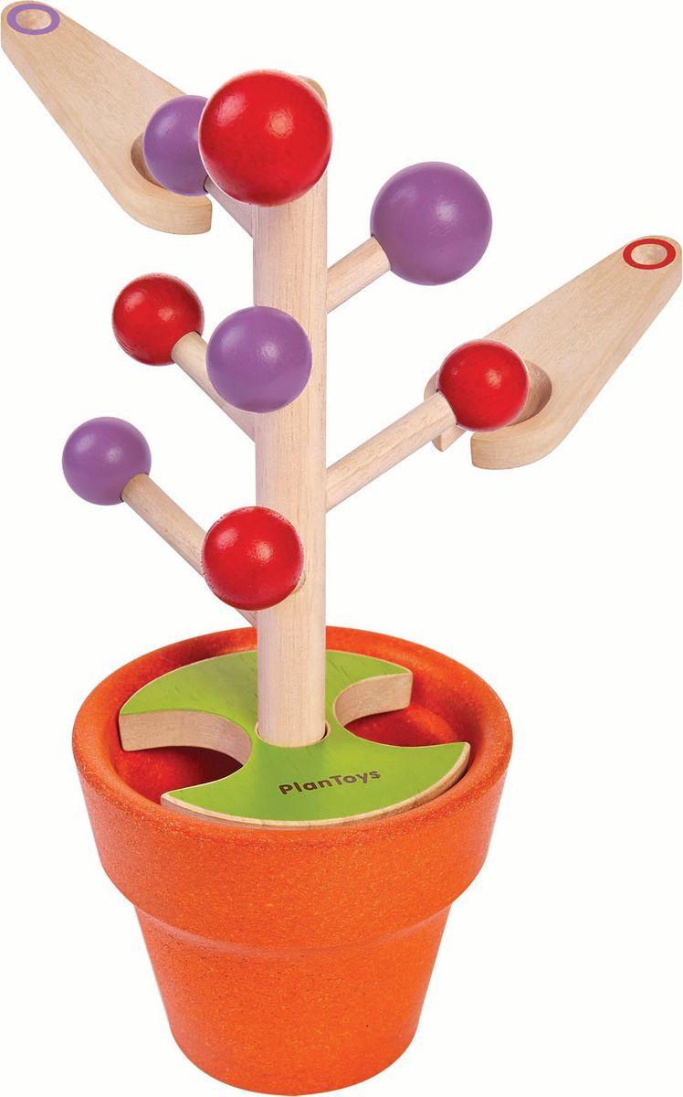 Plan Toys Развивающая игра Собери ягоды конструкторы plan toys игра кактус