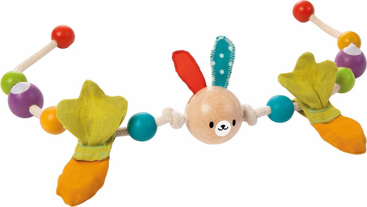 Plan Toys Подвеска на коляску plan toys сортер блок для сортировки фигур