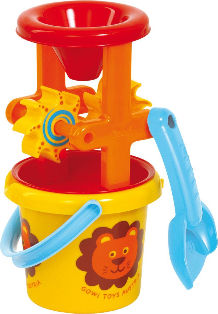 Gowi Набор игрушек для песочницы Набор для песка и воды 3 предмета - Игры на открытом воздухе