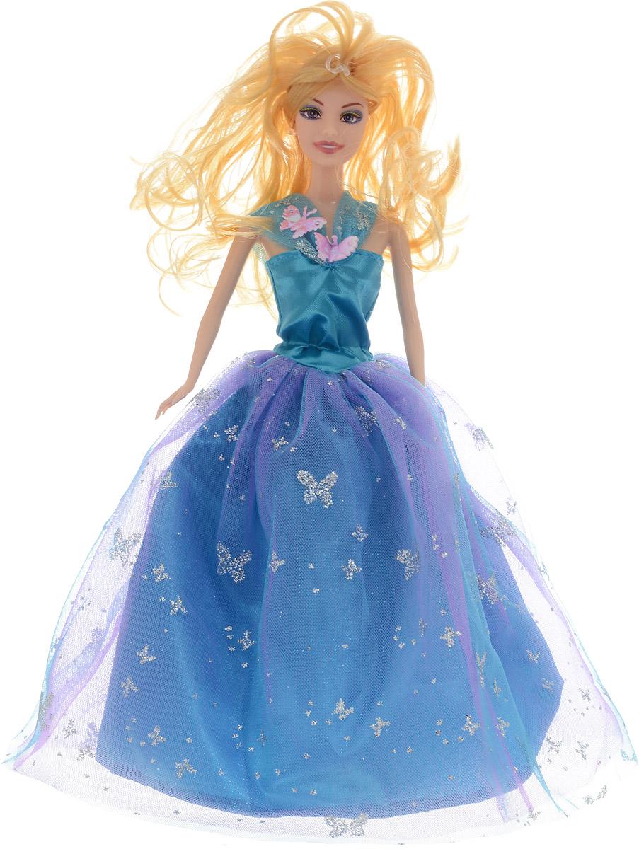 Tongde Кукла Beautiful Princess tongde интерактивная обучающая кукла умняша в розовой шубке с планшетом