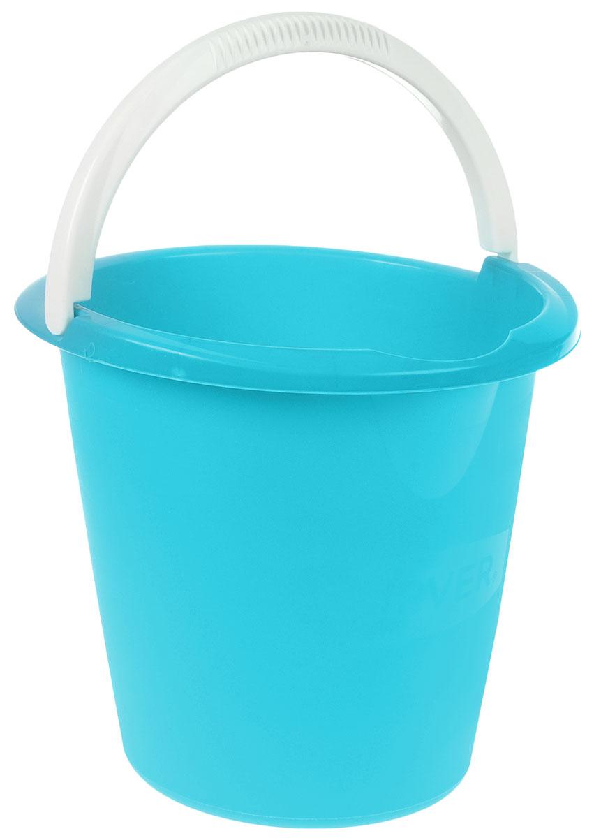 Ведро Curver Бинго, цвет: бирюзовый, 10 л бинго lzs lzs21