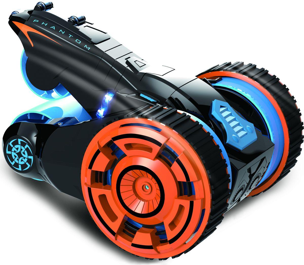 MKB Машинка на радиоуправлении трюковая 4 колеса цвет черный