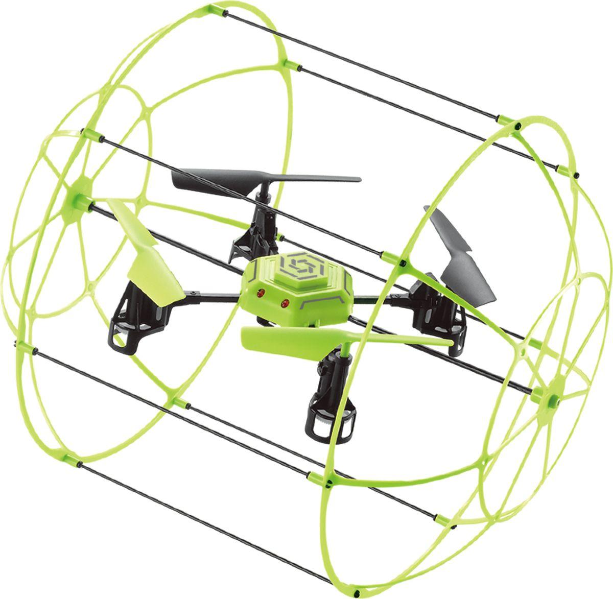 SkyWalker Квадрокоптер 1306 цвет зеленый
