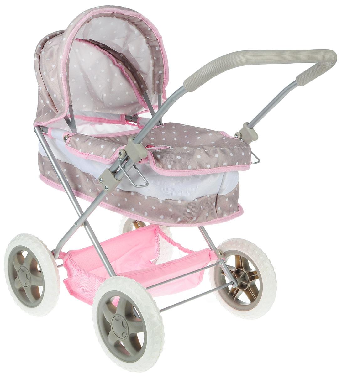 Bambolina Транспорт для кукол Классическая коляска