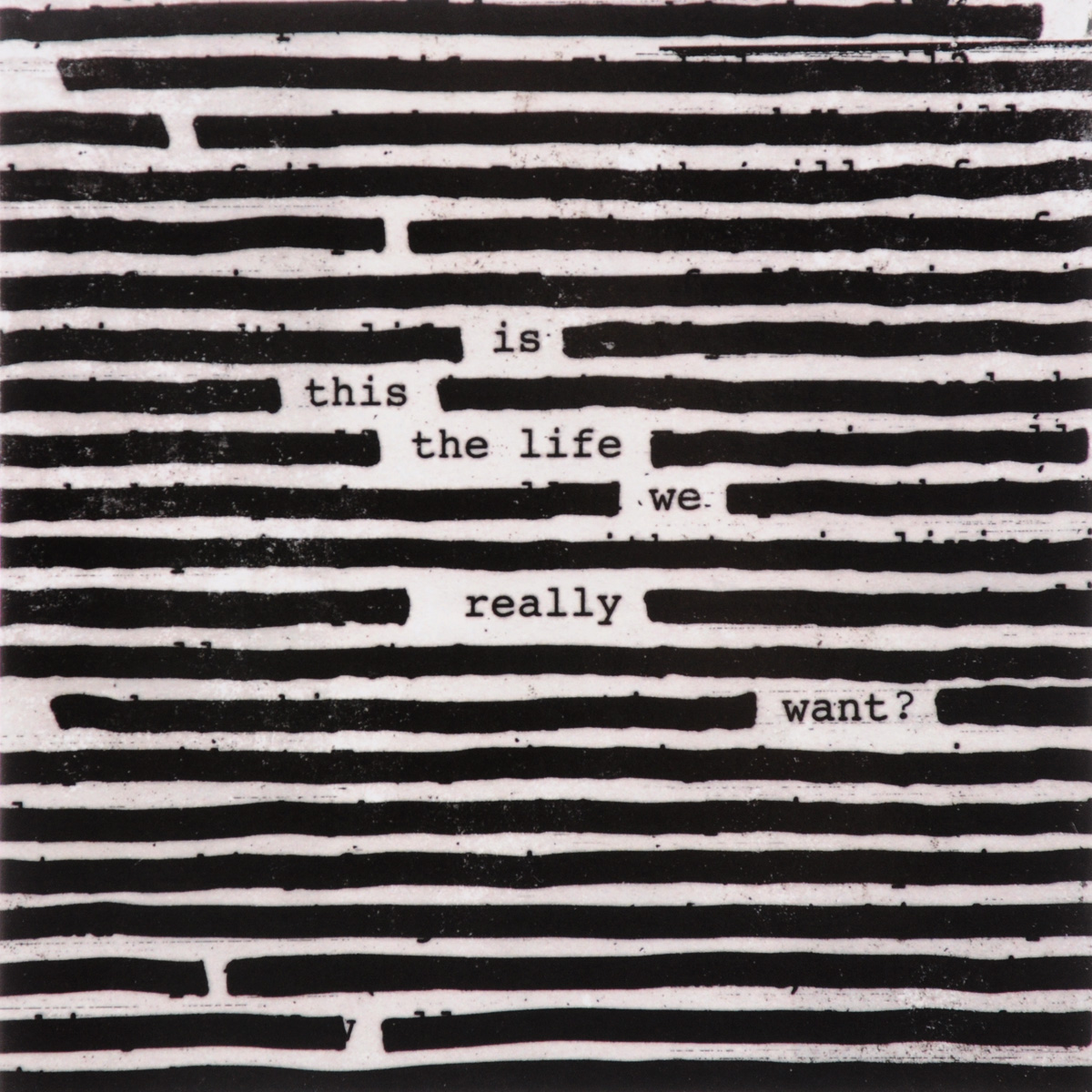 Роджер Уотерс Roger Waters. Is This The Life We Really Want? roger waters – is this the life we really want cd