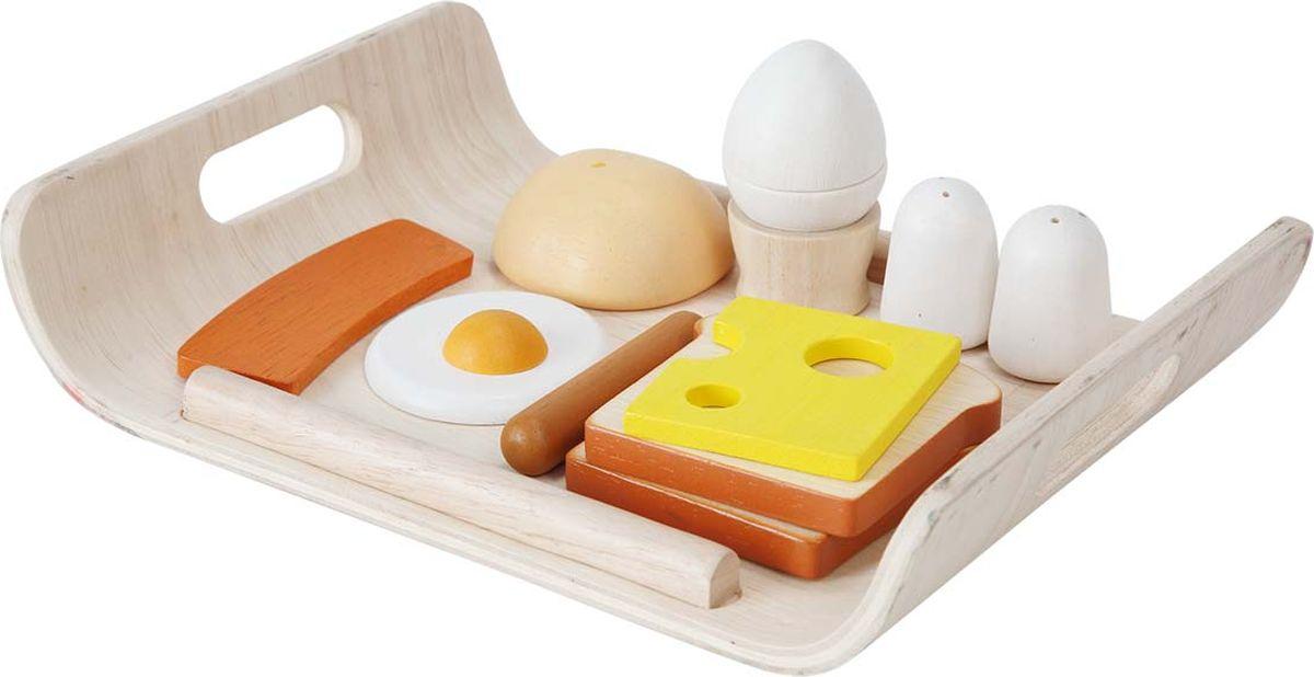 Plan Toys Игрушечный набор Завтрак - Сюжетно-ролевые игрушки
