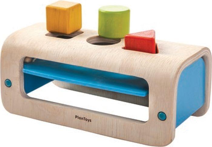 Plan Toys Сортер plan toys сортер блок для сортировки фигур