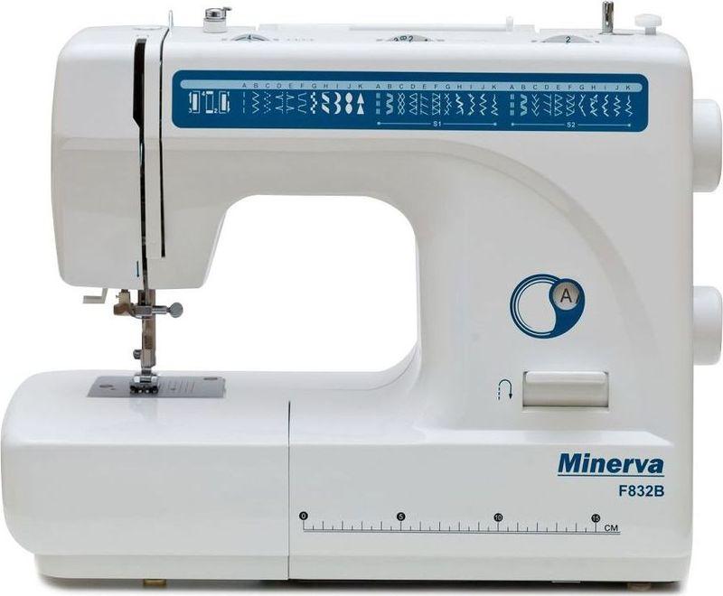 Minerva F832B швейная машина - Швейные машины и аксессуары