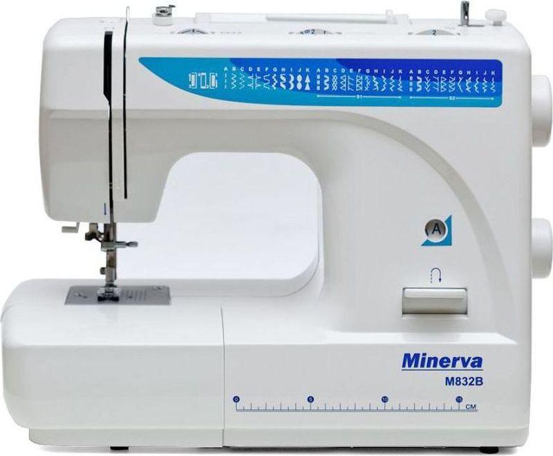 Minerva M832B швейная машина