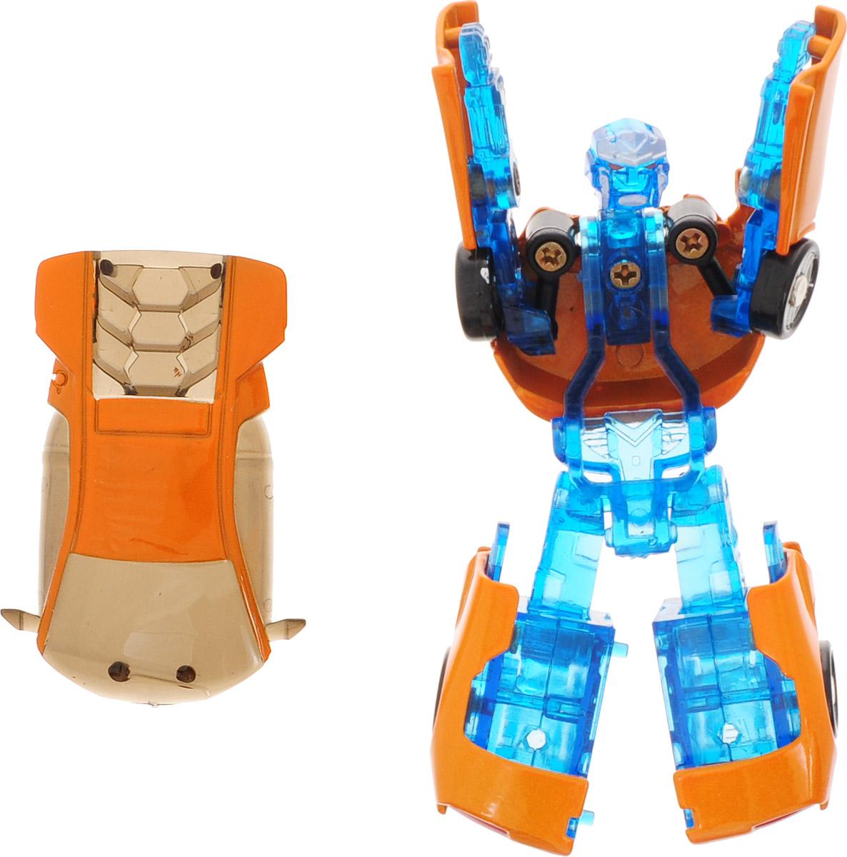 Yako Робот-трансформер цвет оранжевый синий хочу машину вторые руки