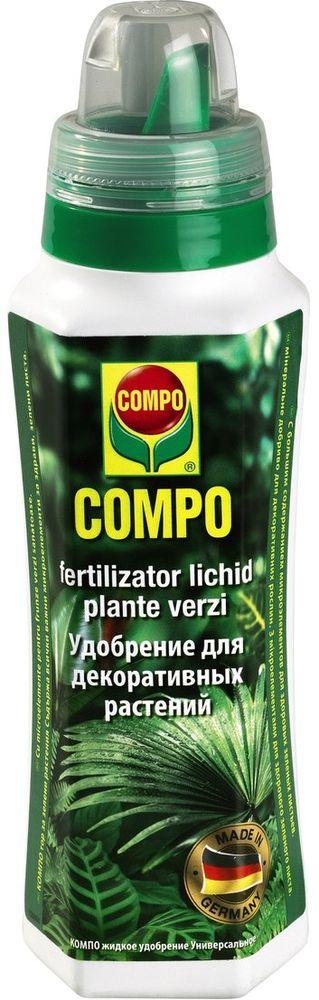 Удобрение Compo Sana, для декоративных растений, 500 мл1442912066