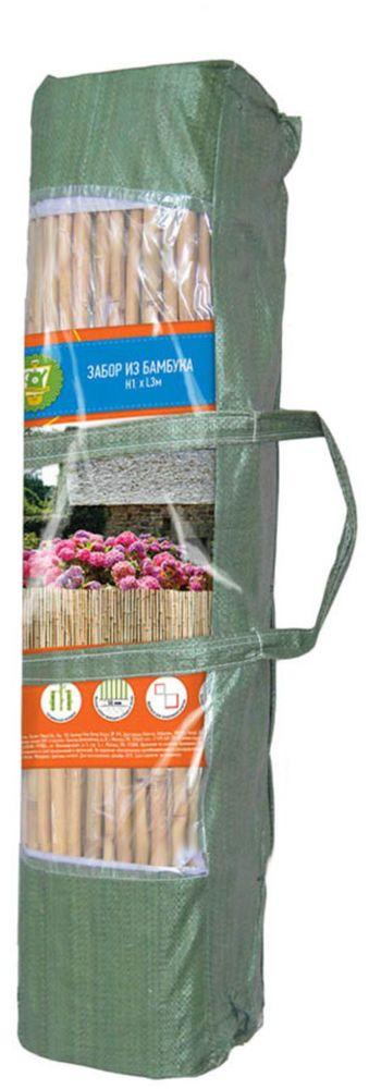 Забор Garden Show, бамбуковый, 1 x 3 м466473