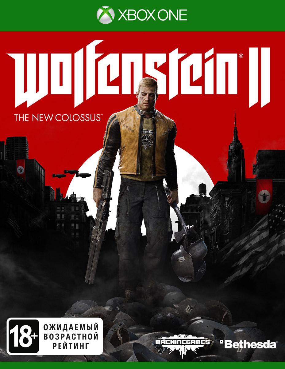 все цены на Wolfenstein II: The New Colossus (Xbox One)