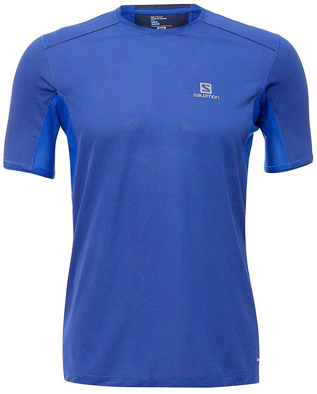 Легкая дышащая футболка Trail Runner Tee обеспечивает комфорт, а материал с добавлением бамбукового угля предотвращает появление неприятного запаха. Модель выполнена с круглой горловиной и короткими рукавами.