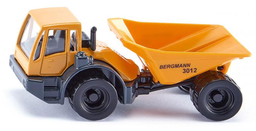 Siku Самосвал Bergmann Dumper siku модель самосвала bergmann 1486