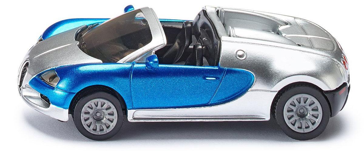 Siku Модель автомобиля Bugatti Veyron Grand Sport siku модель автомобиля porsche cayman