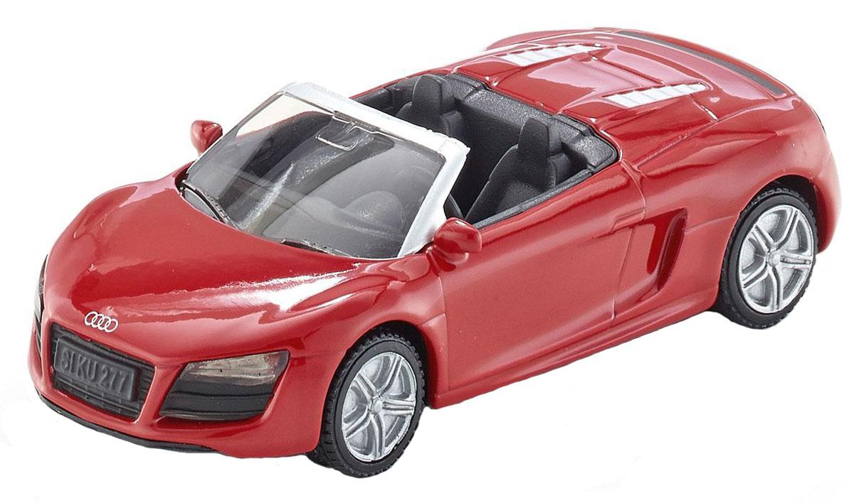 Siku Модель автомобиля Audi R8 Spyder игрушка siku ауди r8 8 0 3 7 2 4см 1430