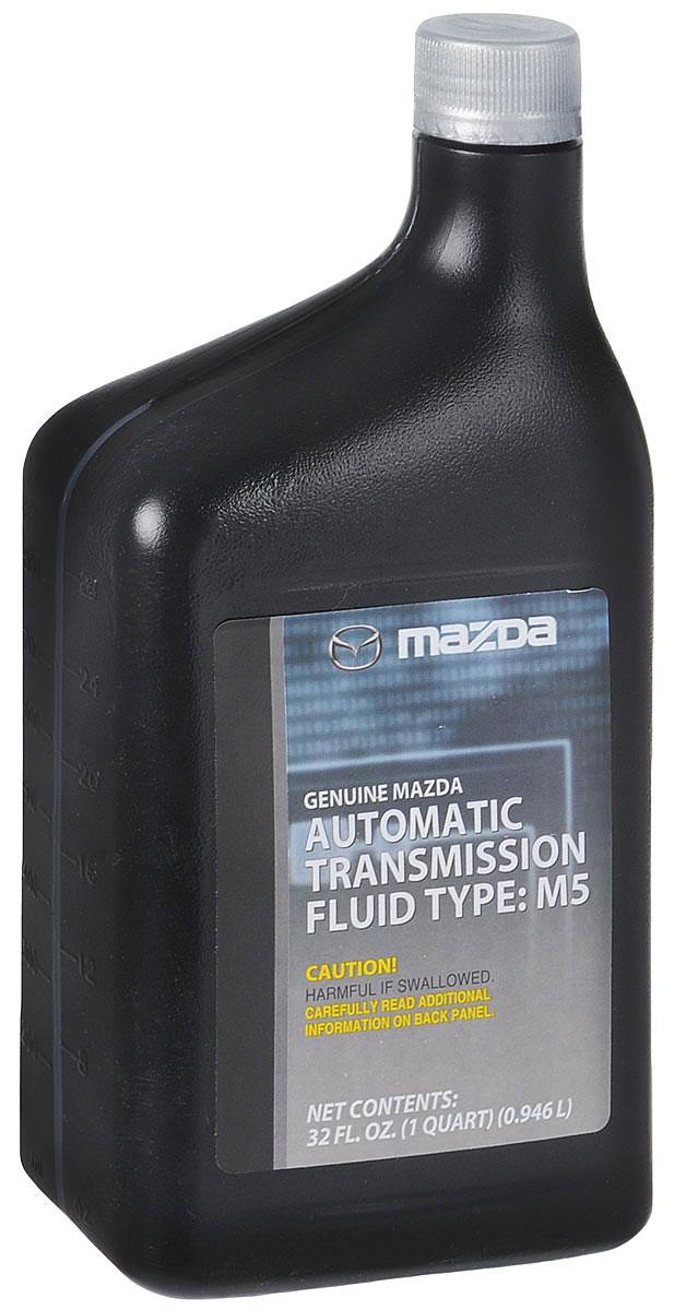 Трансмиссионная жидкость для АКПП MAZDA ATF M-5, 946 мл0000-77-112E-01MAZDA масло для АКПП ATF M-VТрансмиссионное масло MAZDA ATF M-V разработано специально для двигателей нового поколения. При создании продукта учитывалась возросшая нагрузка, которой подвергаются современные двигатели. Специальная формула гарантирует надежное смазывание деталей в широком температурном диапазоне. Автомасло теряет текучесть только при -50°С, что значительно расширяет возможности его использования. Многофункциональные присадки обеспечивают превосходные антифрикционные и смазочные свойства. Оригинальное масло MAZDA гарантирует уверенную работу трансмиссии, плавный ход и легкое переключение передач