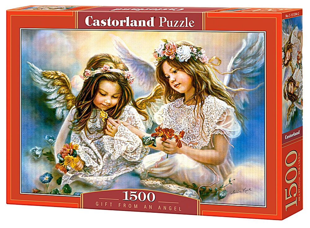 Castorland Пазл Подарок от Ангела