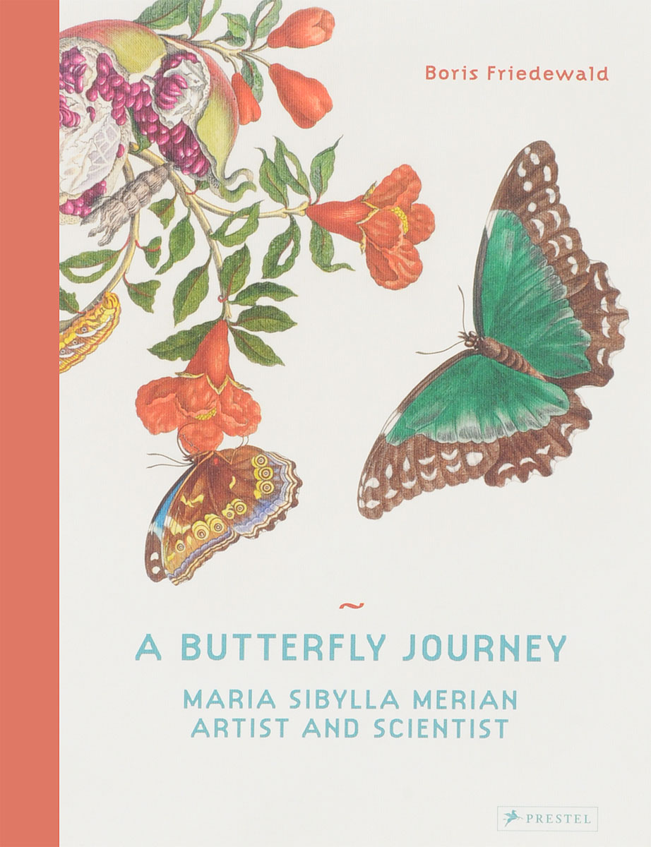 A Butterfly Journey: Maria Sibylla Merian: Artist and Scientist иммунитет видеофильм