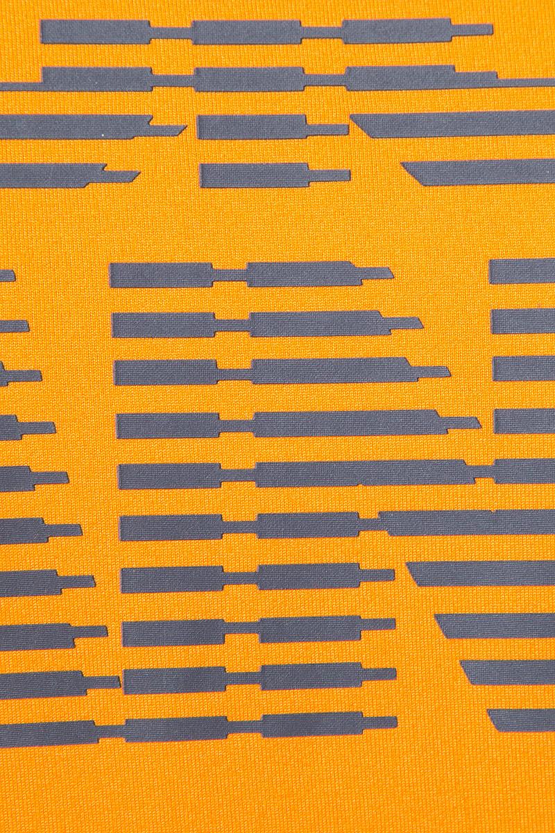 Футболка мужская Asics Graphic Top, цвет:  оранжевый.  131446-0524.  Размер XL (52/54) Asics