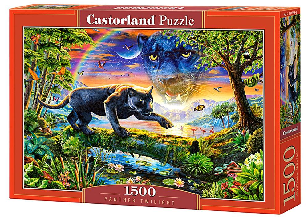Castorland Пазл Пантера