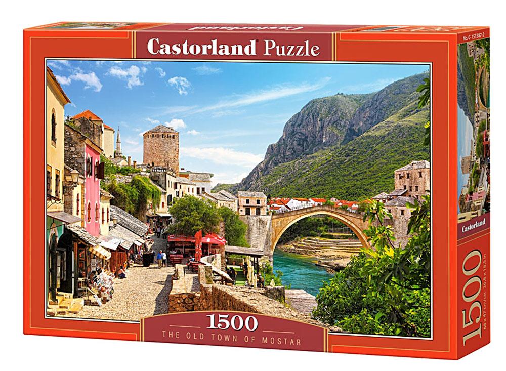 Castorland Пазл Старый город Мостар