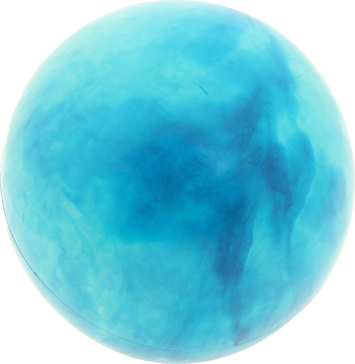 Забияка Мяч Слияние цвета цвет голубой 20 см