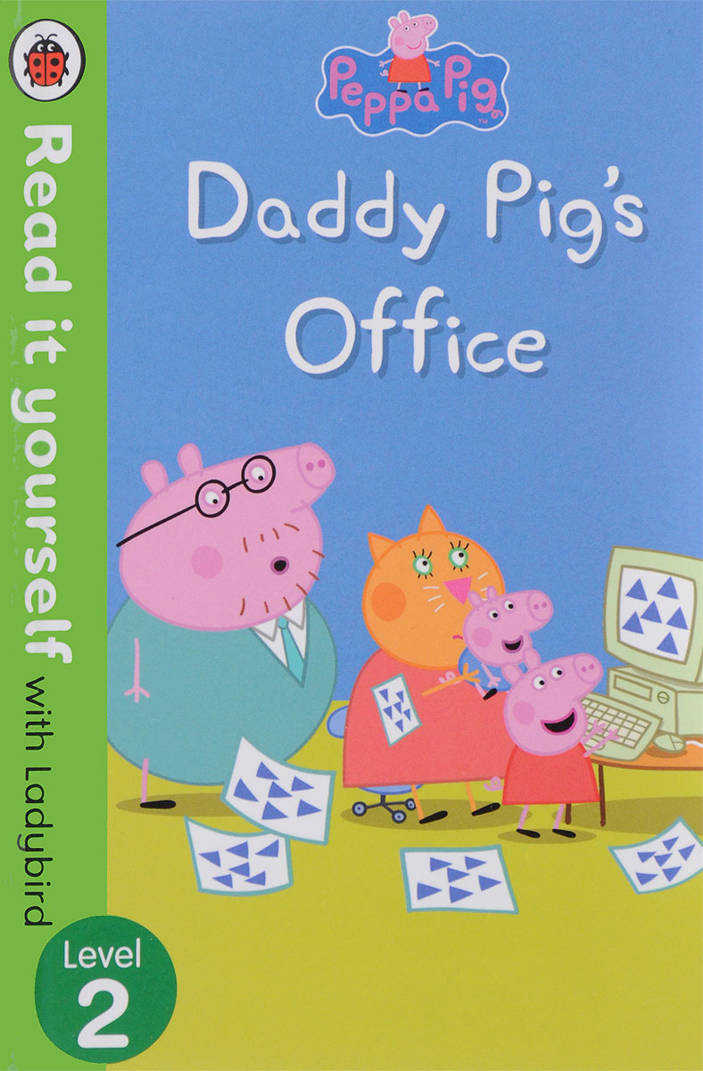 Peppa Pig: Daddy Pig's Office: Level 2 peppa pig daddy