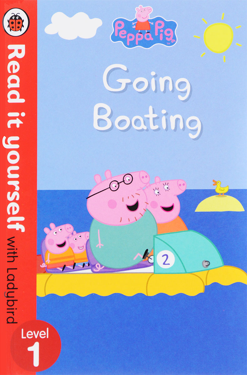 Peppa Pig: Going Boatin: Level 1