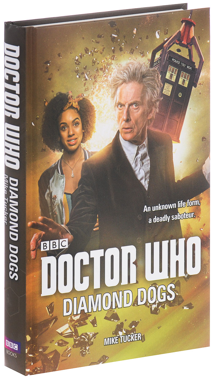 Doctor Who: Diamond Dogs doctor who dreams of empire