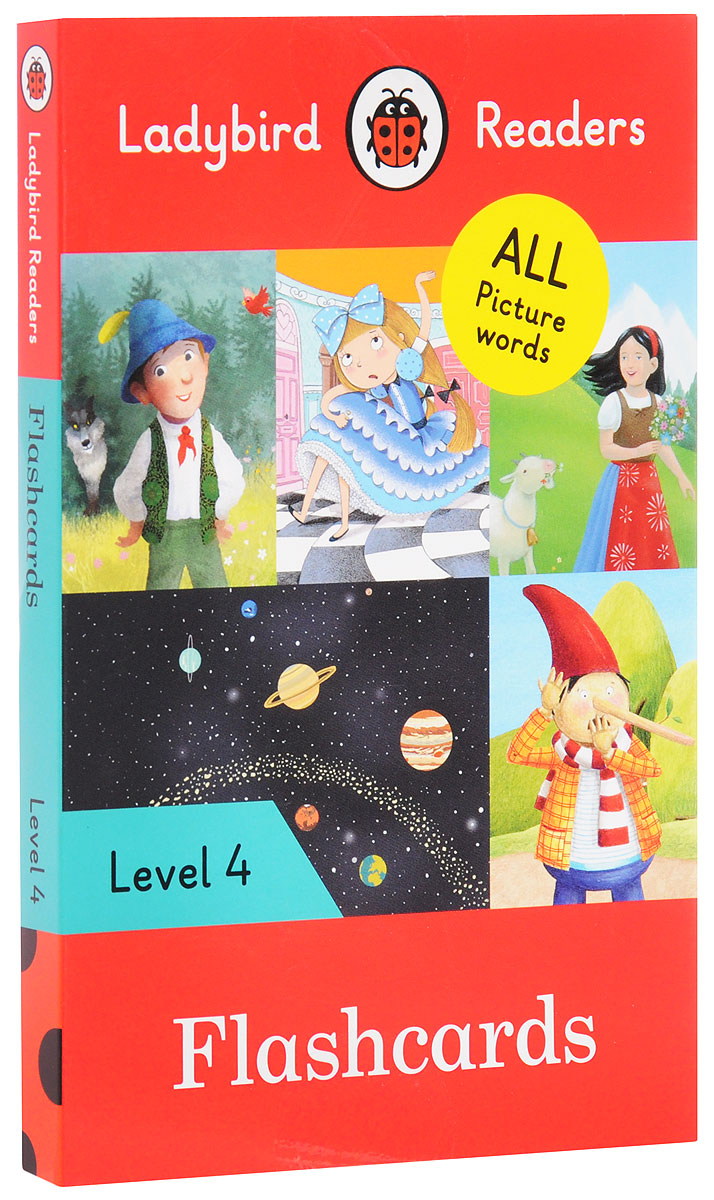 Ladybird Readers Level 4 ladybird readers level 4
