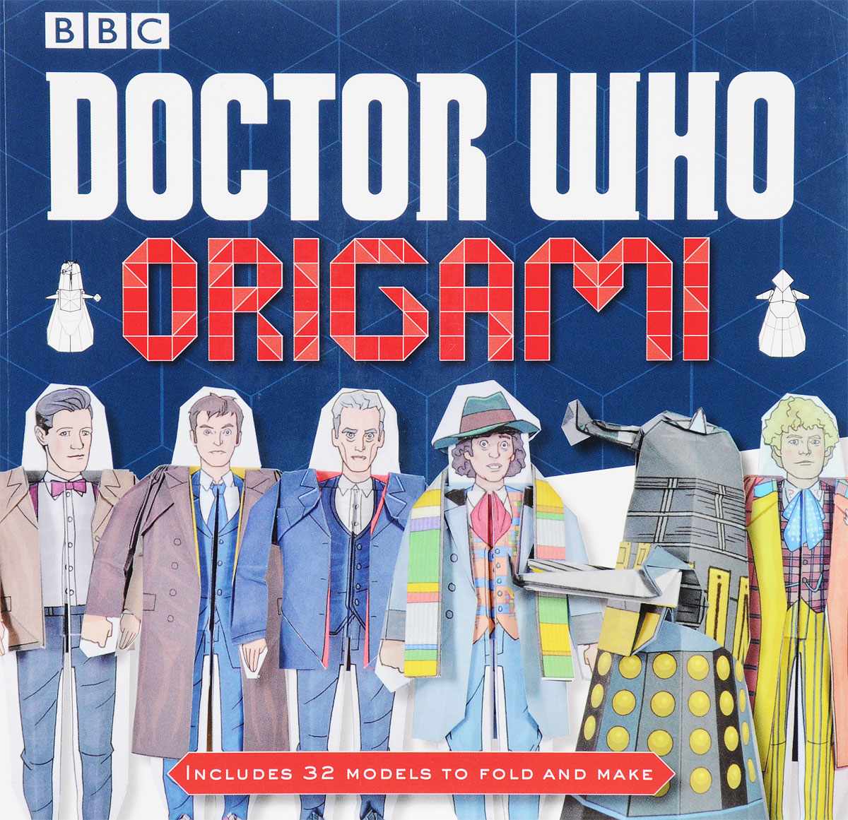 Doctor Who: Origami doctor who tardis adventure collection box set