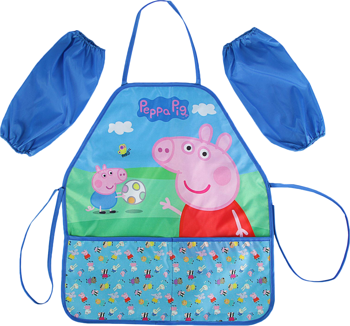 Peppa Pig Фартук детский для труда Пикник -  Аксессуары для труда