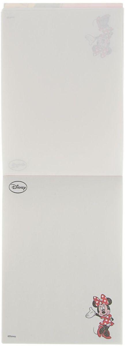 Disney Блокнот Minnie Mouse 40 листов2228536Блокнот — компактное и практичное полиграфическое изделие, предназначенное для записей и заметок. Такой аксессуар прекрасно подойдёт для фиксации повседневных дел. Это канцелярское изделие отличается красочным оформлением и придётся по душе как взрослому, так и ребёнку.