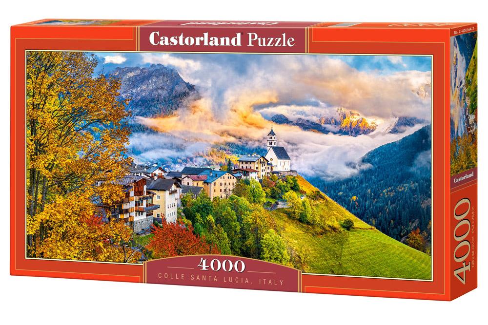 Castorland Пазл Италия