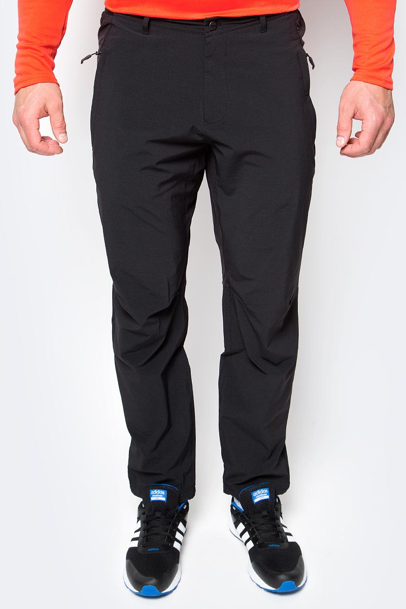 Брюки спортивные мужские adidas Liteflex Pants, цвет: черный. AZ2151. Размер 44 adidas adidas base plain pants