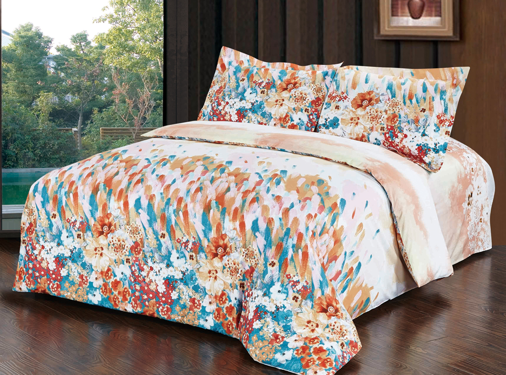 Комплект белья Soft Line, 1,5-спальный, наволочки 70х70. 1034710347Роскошный комплект постельного белья Soft Line выполнен из качественного плотного сатина и украшен оригинальным рисунком. Комплект состоит из пододеяльника, простыни и двух наволочек.Постельное белье Soft Line подобно облаку сочетает в себе плотность цвета и безграничную нежность фактуры. Доверьте заботу о качестве вашего сна высококачественному натуральному материалу.Сатин - это ткань из 100% натурального хлопка. Мягкость и нежность материала создает чувство комфорта и защищенности. Классический натуральный природный материал делает это постельное белье нежным, элегантным и приятным.Комплект упакован в подарочную картонную коробку, украшенную сюжетами по мотивам картин эпохи Возрождения.