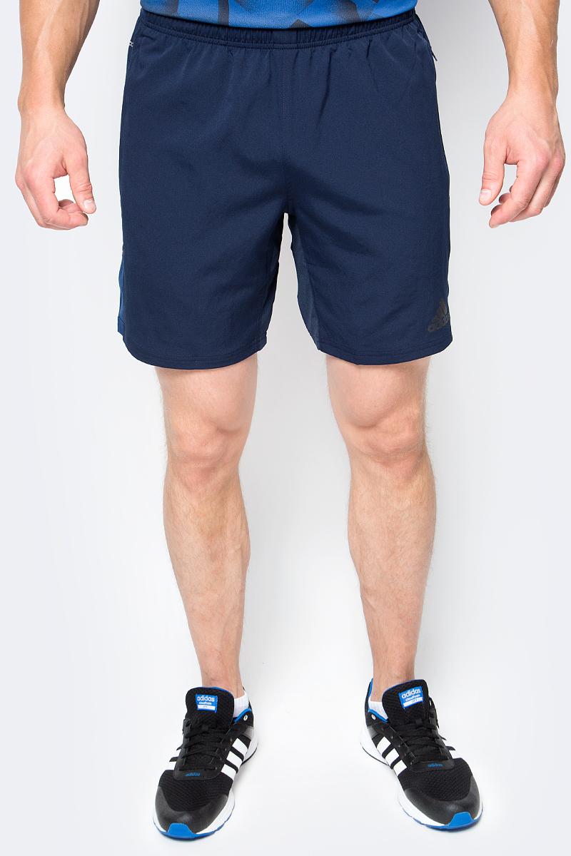 Шорты для фитнеса мужские adidas Speedbr Sh Wv, цвет: синий. BK6192. Размер L (52/54)BK6192Мужские шорты adidas Speedbr Sh Wv выполнены из 100% полиэстера. Легкая и ультрадышащая модель с вентиляцией climacool позволяет воздуху свободно циркулировать, охлаждая тело. Эластичная ткань не сковывает движения во время приседаний и выпадов. Технология climacool сохраняет приятные ощущения прохлады и свежести благодаря специальным сетчатым вставкам.