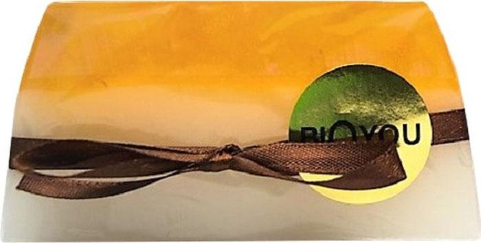 BIO2You Облепиховое мыло с янтарем и козьим молоком, 100 г961142Содержит козье молоко, ромашковoe, кокосовое и миндальное масло, которые увлажняют и питают кожу; янтарный порошок улучшаeт микроциркуляцию, a облепихa восстанавливает клетки