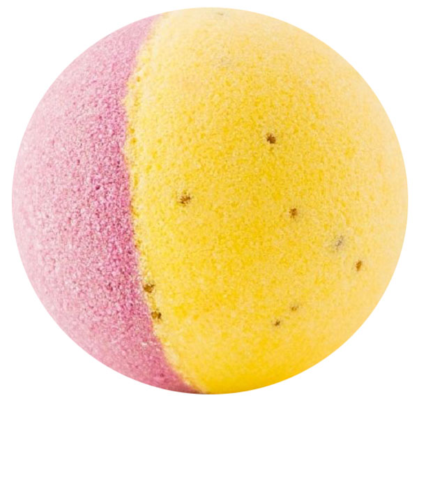BIO2You Шарик для ванны Маракуйя, 125 г963160В составе шариков для ванны: масло авокадо – питает кожу, снимает раздражения и стимулирует выработку коллагена, который придает упругость коже и предотвращает ее преждевременное старение. Масло авокадо проникает глубоко в кожу, что делает его незаменимым средством по уходу.