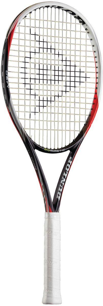 Ракетка теннисная Dunlop D TR BIOMIMETIC M3.0 G4 HL. Размер 4676234Ракетка для большого тенниса Dunlop D TR BIOMIMETIC M3.0 G4 HL для профессиональных игроков. Основные характеристики: Площадь струнной поверхности: 98 кв. дюймов Вес без струн: 298 г / 10.51 унции Баланс без струн: 320 ммДлина: 27 дюймовСтрунная формула: 16x19 Ширина обода: 22 ммЖесткость RA: 66 Усилие натяжения струны: 52-62 фунта / 23-28 кг Материал: Premium Graphite/Biofibre Мощность: 5Контроль: 8.5.