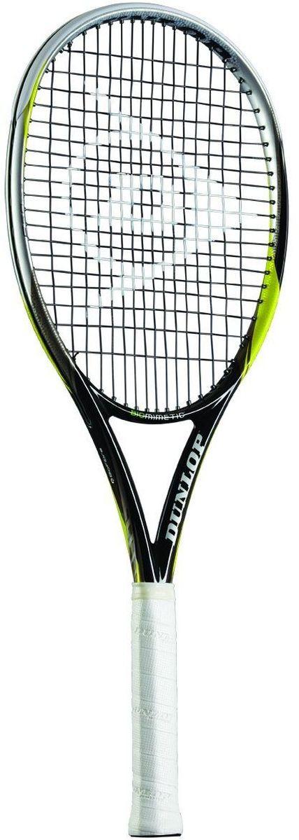 Ракетка для тенниса Dunlop D TR Biomimetic F5.0 Tour G3 HL. Размер 3676277Ракетка для тенниса Dunlop D TR Biomimetic F5.0 Tour G3 HL, выполненная из графита, предназначена для спортсменов профессионального уровня. Струны ракетки изготовлены из полиэстера.Благодаря новой конструкции увеличилось игровое пятно ракетки, увеличилась мощность и скорость головки ракетки, что позволяет агрессивно играть из любой позиции на корте.Pentagonal Geometry - пятиугольная форма шафта улучшает жесткость ракетки, повышает мощность и уменьшает торсионное скручивание для лучшего контроля.Wave Grommet System - волнообразная форма протектора улучшает перераспределение давления струн, понижает вибрацию при ударе, улучшает передачу импульса и комфорт.CX Technology - аэродинамическая форма обода повторяет форму крыльев хищных птиц, что обеспечивает лучшую скорость головки ракетки в сравнении с обычным прямоугольным профилем.В комплект к ракетке входит фирменный чехол, закрывающийся на застежку-молнию. Чехол оснащен плечевым ремнем для переноски, регулируемым по длине.Такая ракетка разработана для игроков, предпочитающих мощность и универсальную маневренность. Площадь струнной поверхности: 100 кв. дюймовВес без струн: 302 г / 10.65 унцииБаланс без струн: 320 ммДлина ракетки: 27 дюймовСтрунная формула: 16 x 19Ширина обода: 22-25-25 ммЖесткость RA: 69Усилие натяжения струны: 23-28 кг (52-62 фунта)Материал: Premium Graphite / Biofibre Мощность: 5.5Контроль: 8